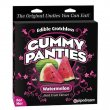Edible Crotchless Gummy Panties - Watermelon