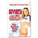 Shane`s World College Party Doll