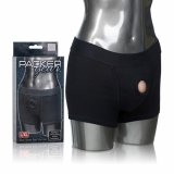 Packer Gear Black Boxer Harness - L/XL
