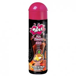 4.1 oz. Wet FunFlavour 4-in-1 Tropical Fruit Explosion