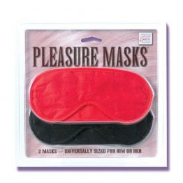 Pleasure Masks (2 per pack)