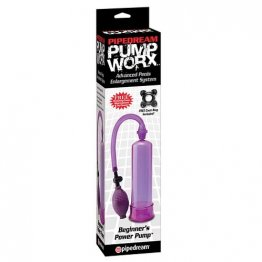 PUMP WORX - Beginner`s Power Pump Purple