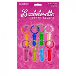 BP Dicky Wine Charms 8 Pc.