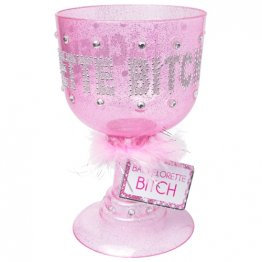 BP Bachelorette Bitch Pimp Cup
