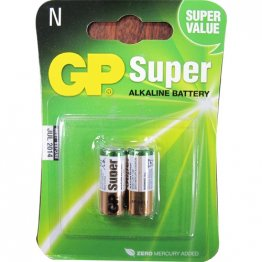 `N` Batteries (2pack) HD Alkaline