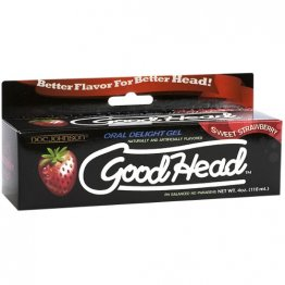 Good Head Strawberry 4 oz.