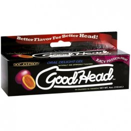 Good Head Passion Fruit 4 oz.