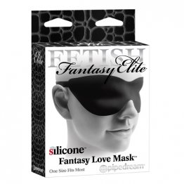 FF Elite - Fantasy Love Mask Black