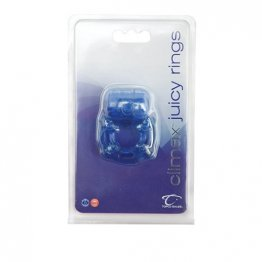 Climax Juicy Rings, Blue