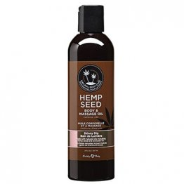 Massage Oil Skinny Dip 8oz