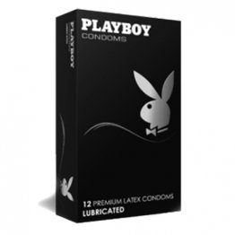Playboy Condoms - Classic Lubricated 12 Pack
