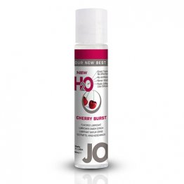 JO H20 Flavored Lubricant 1oz. Cherry Burst