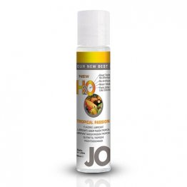 JO H20 Flavored Lubricant 1oz. Tropical Passion ea.