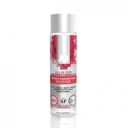 JO ALL-IN-ONE Massage Glide Warming 4oz.