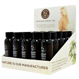 Massage Oil 2oz. 25pc Display SetB (CASES ONLY)