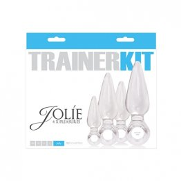 NS - Jolie - 4pc Trainer Kit - Clear