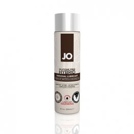 JO Silicone Free Hybrid Lubricant with Coconut - Warming 4oz/120ml