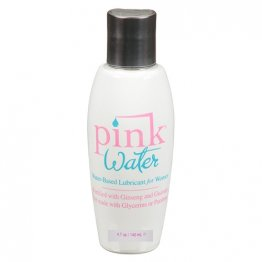 Pink Water 4.7oz. flip top bottle