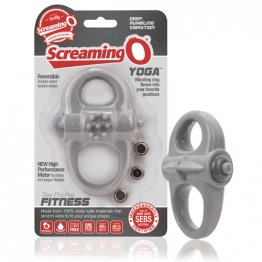 ScreamingO Yoga - Grey