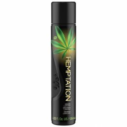"Wet Hemptation ""all natural"" Lubricant 4.20 oz/124 mL"