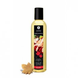 Massage Oils - ORGANICA Maple Delight
