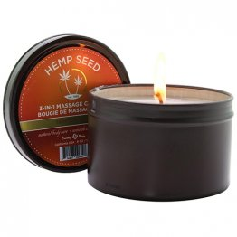 HEMP SEED - Summer Candle 6.0oz Tropical Bliss