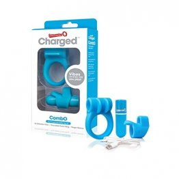 Screaming O - Charged CombO Kit #1 - Blue