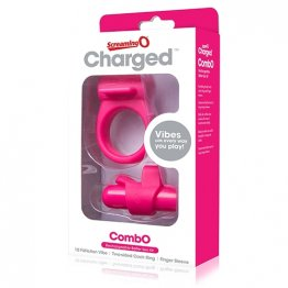Screaming O - Charged CombO Kit #1 - Pink