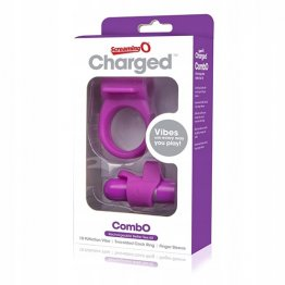 Screaming O - Charged CombO Kit #1 - Purple