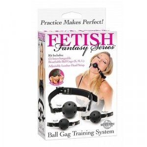 FF Ball Gag Training System