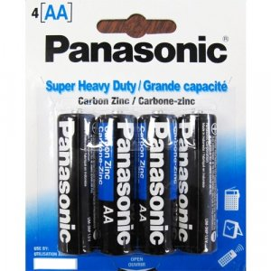 `AA` Batteries  HD
