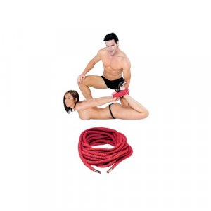 FF Japanese Silk Rope - Red