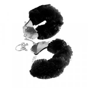 FF Furry CuFFs Black
