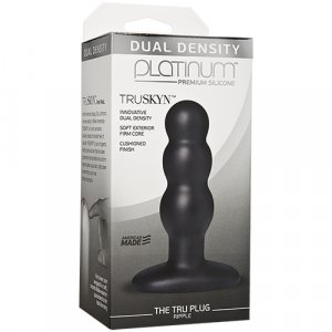 Platinum - The Tru Plug - Ripple-Black