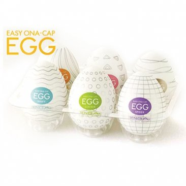 Tenga EGG Mixed Pack (CASES ONLY)