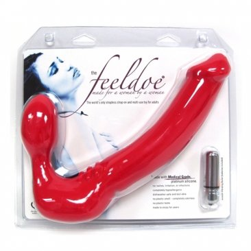 Tantus - Feeldoe More Red