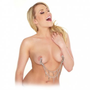 FF Rock Hard Nipple Clamps