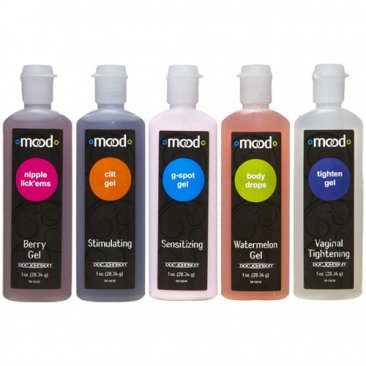 Mood Pleasure for Her 5 Pack 1 Oz Each