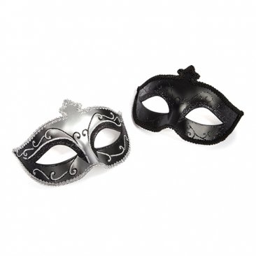 FS - Masks On Masquerade Mask Twin Pack