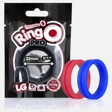 ScreamingO - RingO Pro LG (red only)